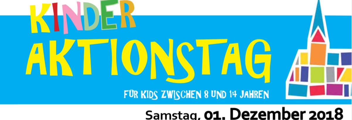 Kinderaktionstag im Advent